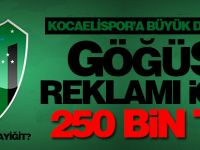 Kocaelispor'a Büyük Destek