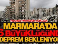 Fransız Profesör Marmara Depremi İçin Uyardı!