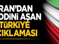 İran'dan Türkiye'ye yönelik küstah tepki