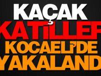 Kaçak Katiller Kocaeli'de Yakalandı