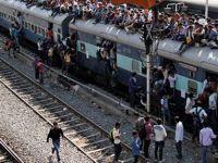 Yolcu trenine haciz konuldu