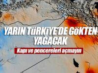 Zehirli bulutlar Türkiye'ye geliyor!