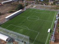 Çerkeşli Köyü'nde futbol sahası tamamlandı