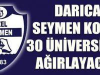 Darıca Seymen Koleji Üniversiteleri buluşturuyor