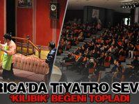Darıca'da Tiyatro Sevgisi