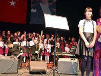 Çocuk Korosu'ndan çocuklara özel konser