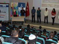 Uluslararası Öğrenci Birimi ailesi büyüyor