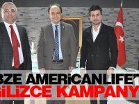 Gebze AmericanLIFE'tan İngilizce kampanyası