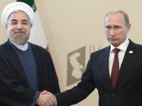 Putin, Ruhani ile telefonda konuştu
