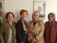 AK Kadınlardan STK ziyareti
