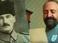 Vatanım Sensin'e Atatürk'ü transfer ettiler