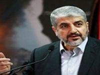 Hamas Lideri Meşal'den El- Fetih'e ortaklık çağrısı