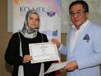 KO-MEK Aile Okulu, 221 mezun daha verdi