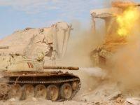 IŞİD'e dev darbe! Sirte geri alındı