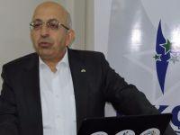 İlkçev'in Konuğu Prof.Dr. Sedat Murat'dı.