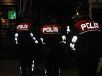 Gaziantep'te 220 polisle operasyon