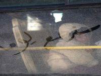Otobüsün camına bakın ne yazdılar!
