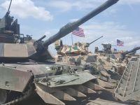 ABD Avrupa'ya tank stoklayacak