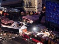 Almanya'daki saldırıyı DAEŞ üstlendi