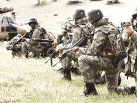 Türk askeri binlerce sivili terör örgütü DAEŞ'tan kurtardı