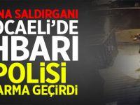 Reina saldırganı Kocaeli'de ihbarı polisi harekete geçirdi