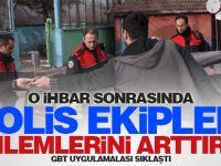 Kocaeli'de o ihbardan sonra polis teyakkuzda