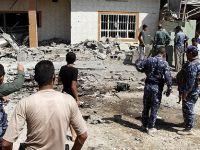 Yine Bağdat, yine bombalı saldırı
