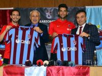 Trabzonspor'da Mas ve Pereira imzayı attı