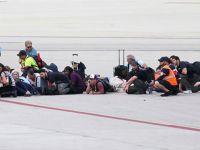 ABD'de Havalimanında silahlı saldırı! Ölü ve yaralılar var