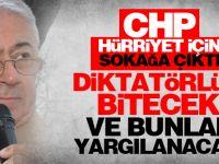 Sarıbay: Diktatörlük bitecek ve bunlar yargılanacak!
