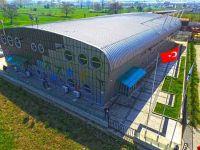 Gölcük Ortaokulu'na spor salonu yapılıyor