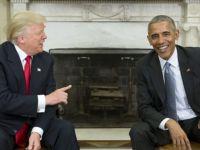 'Obama'nın hesabını istemiyorum'