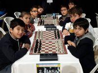 Bilgievleri'nde Satranç Ligi heyecanı başladı