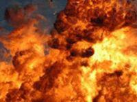 Yanlışlıkla vurulan kampta 100 kişi öldü