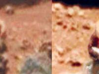 Mars'ta şimdi de savaşçı buldular! .