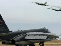 Savaş uçaklarını Suriye'den çekiyorlar!