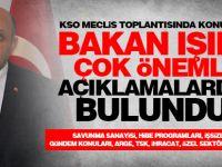 Fikri Işık, Türkiye ve Kocaeli gündemine ilişkin çarpıcı açıklamalarda bulundu