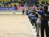 Kağıtsporlu Okçular İstanbul'da yarıştı