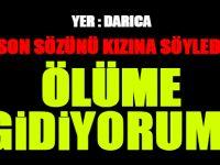 Darıca'da intihar: 42 yaşındaki kadın kendini astı!