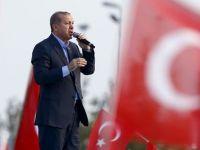 Erdoğan sahaya inecek