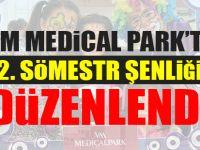 """VM Medical Park'ta """"2. Sömestr Şenliği"""" düzenlendi"""
