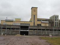 SEKA Fabrika alanlarında tadilatlar devam ediyor