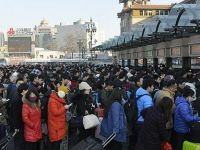 'Dünyanın en büyük iç göçü' devam ediyor
