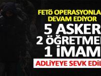 Kocaeli'de FETÖ operasyonları hız kesmeden devam ediyor