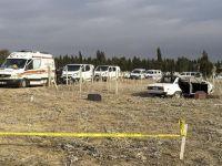 Adana'da mezarlıkta 3 ceset bulundu