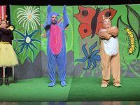 Çocukların yarıyıl tatili tiyatroyla renklendi
