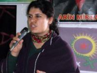 HDP'li vekil Dilek Öcalan'a yakalama kararı!