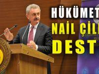 Nail Çiler'in önerisine hükümetten destek!