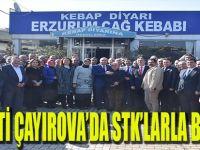 Ak Parti Çayırova da STK'larla buluştu
