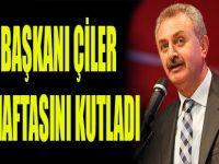 GTO Başkanı Çiler Vergi Haftasını Kutladı